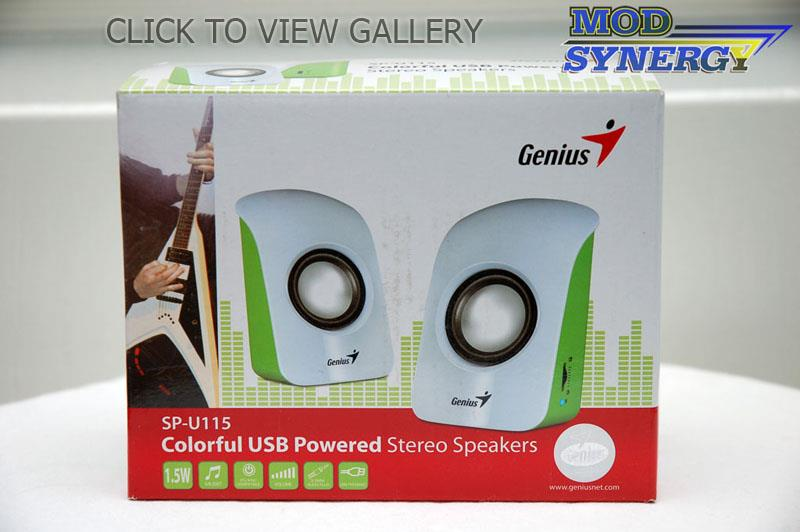 Genius Speakers Audio