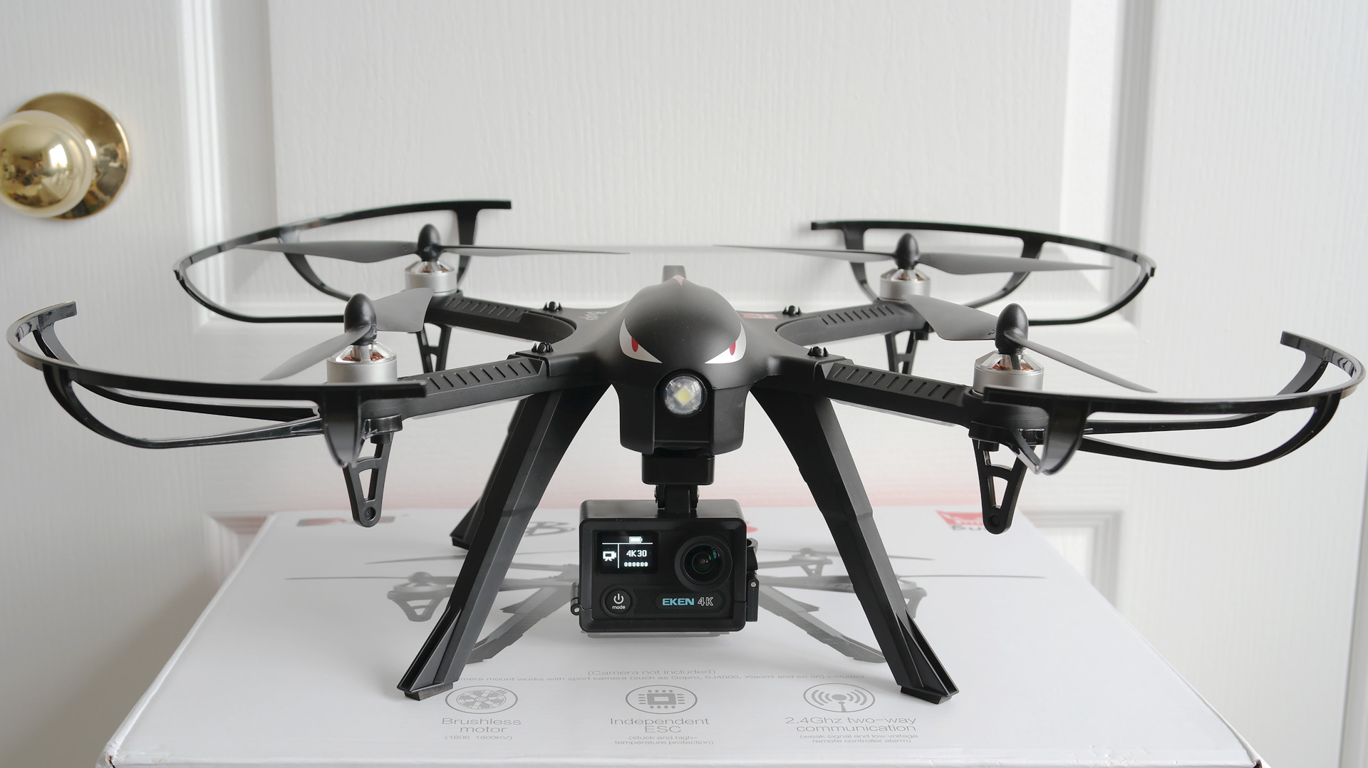 ModSynergy.com - Review 321 - MJX Bugs 3 Brushless Quadcopter Drone