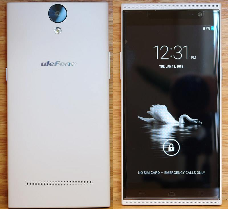 Ulefone Be One OctaCore