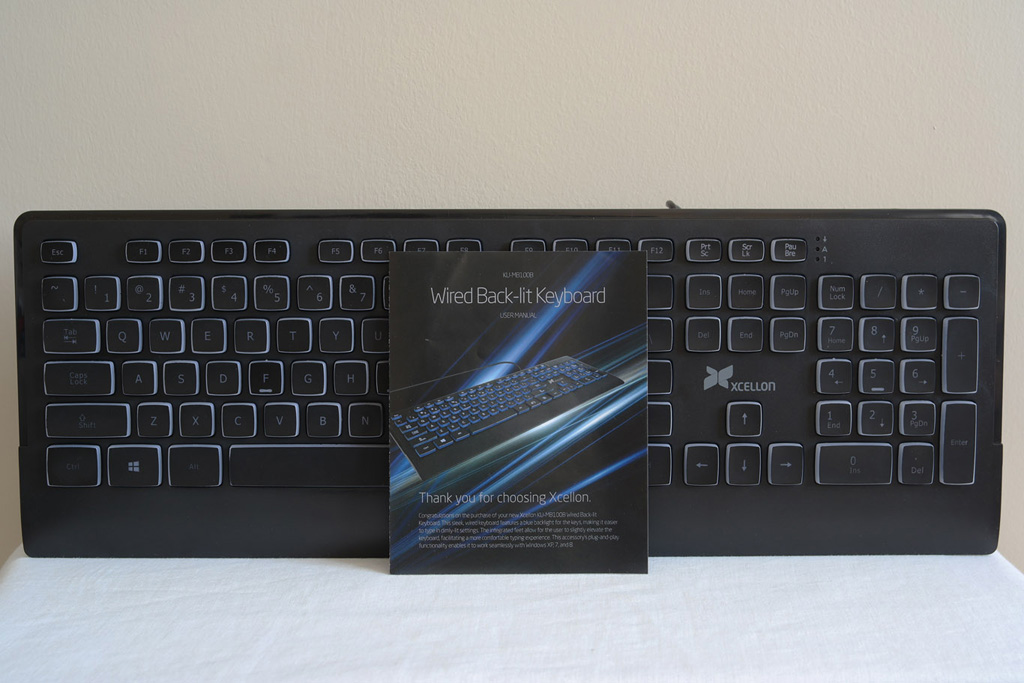 XCELLON LED Keyboard